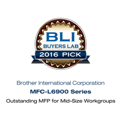 BLi Buyers Lab Pick Award 2016