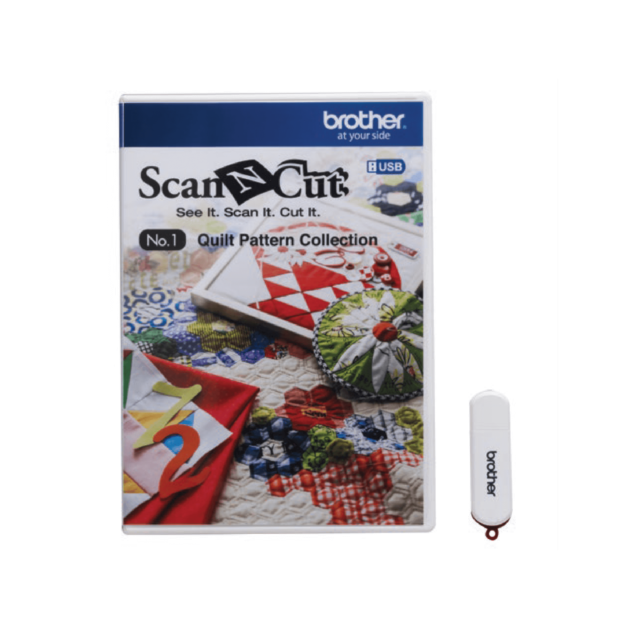 Scanncut Quilt Pattern Collection