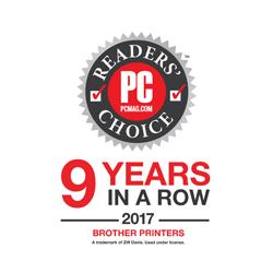 Readers Choice Award 2017 logo