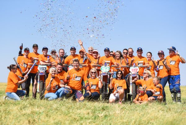 KTM Wins National Cross Country