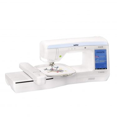 WEB_V3SE Embroidery Machine