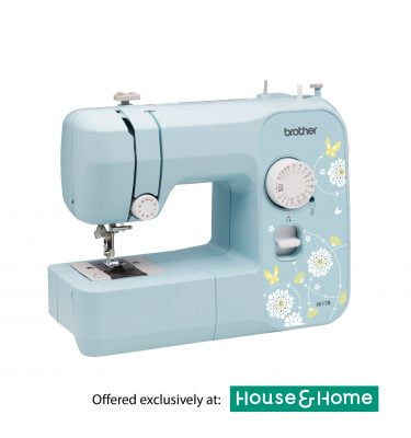 JK17B Sewing Machine Web Image