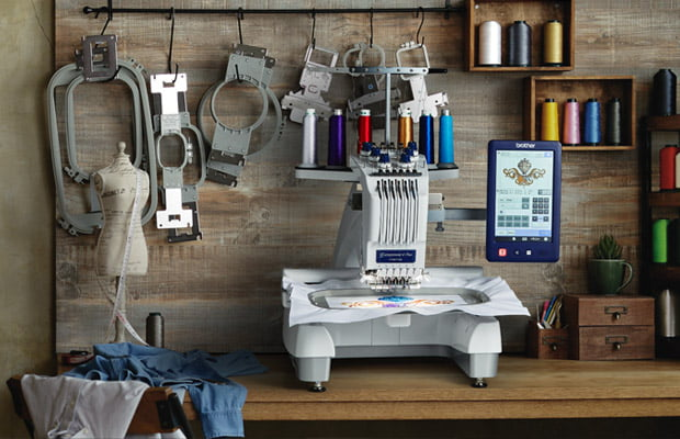 PR-Series Embroidery-machine-features-shop