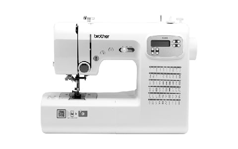 FS60X_Computerised Sewing Machine - Front View
