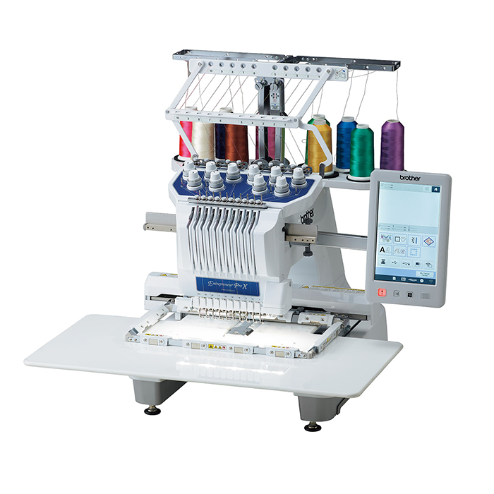 PR1055X with Wide Table Hotspots